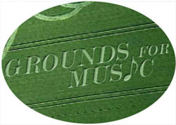 Grounds For Music Logo